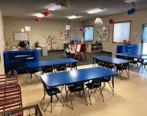 Memories & Milestones Academy classroom