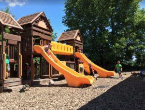 Playground at Memories & Milestones Academy