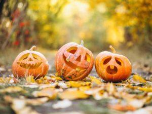 Happy Jack o Lanterns photo